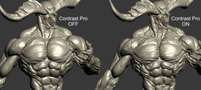 Contrast Pro 1.0 for 3ds max 2013 - 2022