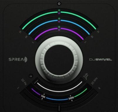 DJ Swivel Spread