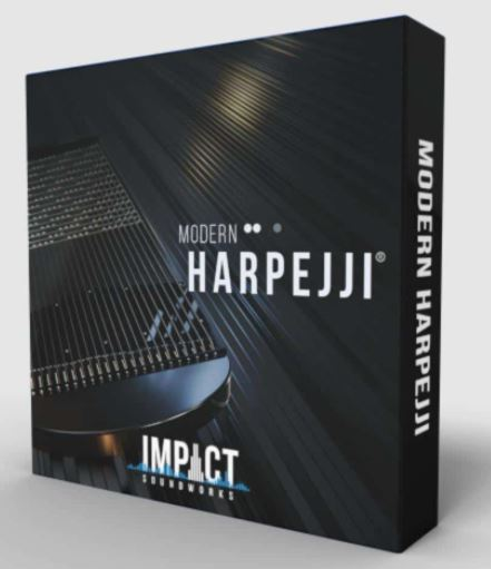 Impact Soundworks Modern Harpejji KONTAKT