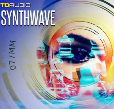 Industrial Strength TD Audio Synthwave [WAV, MiDi]