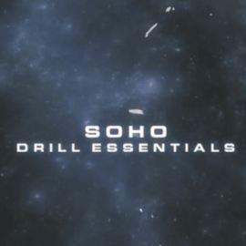 MASONXBEATS SOHO Drill Essentials Drumkit + Sample Kit [WAV, DAW Templates] (Premium)