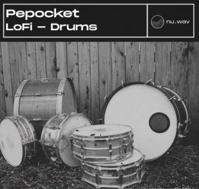 Nu.Wav Penpocket LoFi Drums [WAV]