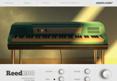 Sampleson Reed200 v2 [WiN, MacOSX]