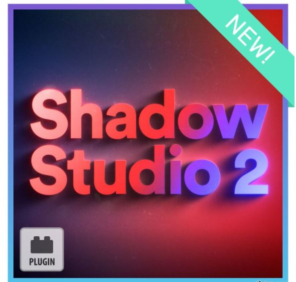 Shadow Studio 2 V1.1 for After Effects