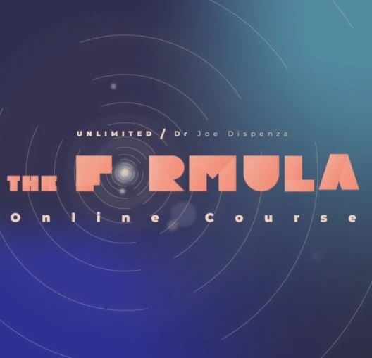 The Formula Online Course by Dr Joe Dispenza