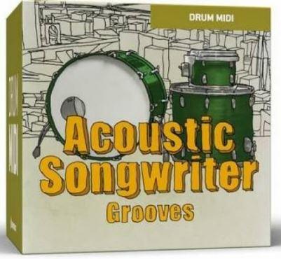 Toontrack Acoustic Songwriter Grooves MIDI Pack v1.0.0 [MiDi] [WiN]