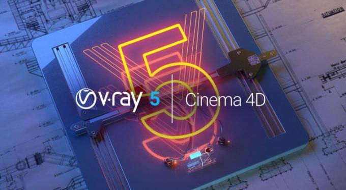 V-Ray Advanced 5.00.44 For Cinema 4D R20-R23