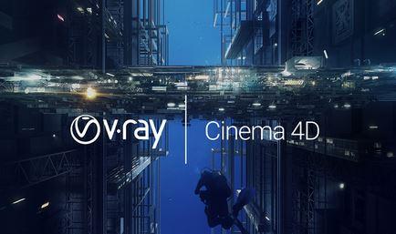 V-Ray Advanced 5.00.45 For Cinema 4D R20-S24