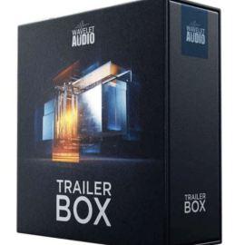 Wavelet Audio Trailer Box KONTAKT (Premium)