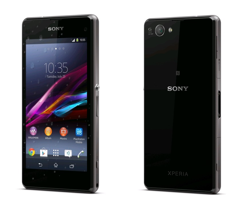 Xperia Z1 compact(z1f)のスペック、レビュー、発売日