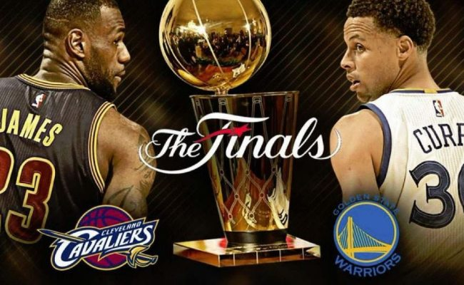 Nba 2017 Finals Warriors Vs Cavs Schedule Time Date