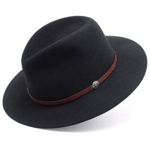 30879896bfd Stetson Mens Cromwell Wool Felt Crushable Water Repellent Hats