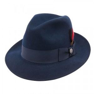Stetson Inwood Fedora Hat – World Hats 26ace875745