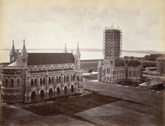 Victorian Gothic and Art Deco Ensemble of Mumbai World Heritage Site Pictures Info and Travel Reports
