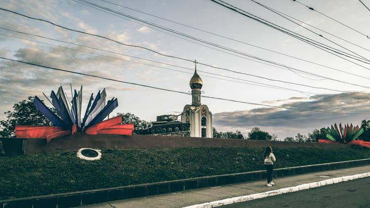 tanks in transnistria