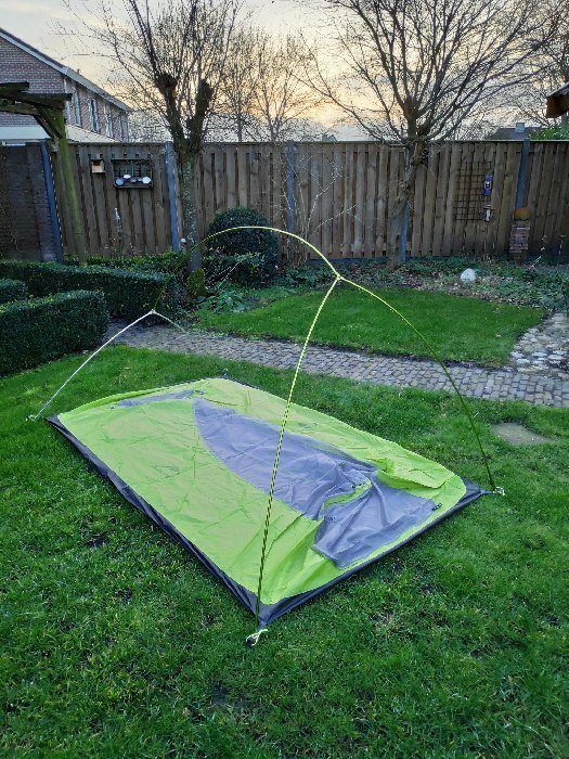 NatureHike CloudUp 2 Tent pole aluminium