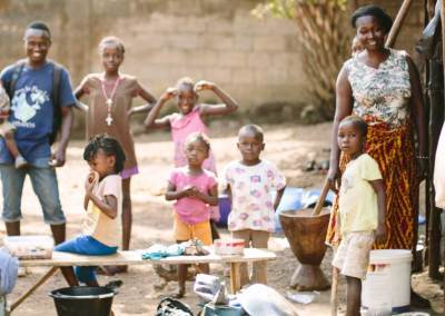 Climate Resilience in Suburban Sierra Leone