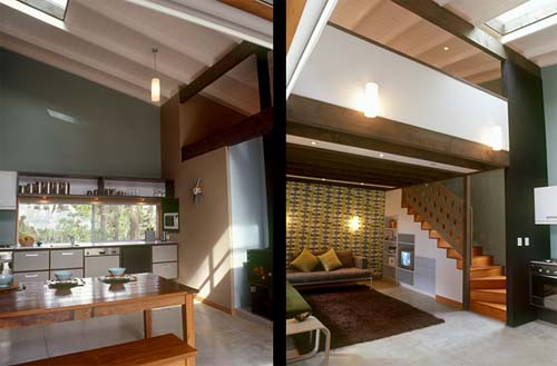 Love Shack House, Beach House Design by Xsite Architects ...