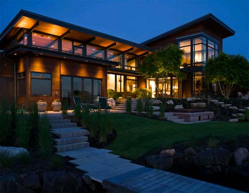 Cool Lake House Designs