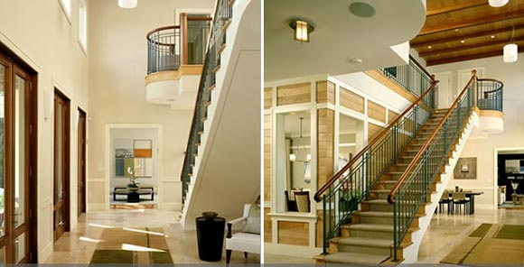 Upstairs View Of Bay Harbor Islands Residence In Bay