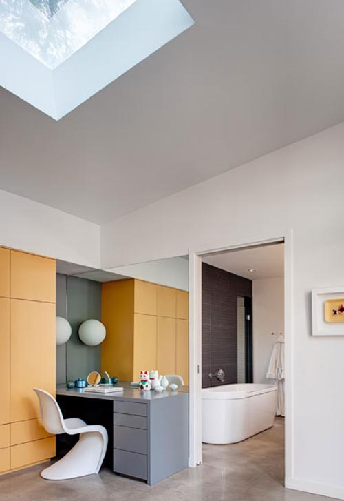 HooperAbad Residence By Poteet Architects Interior