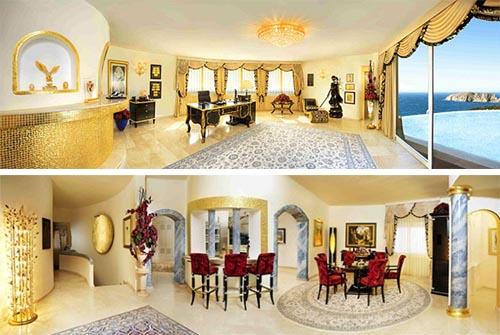 Villa Colani Ultra Luxurious Villa in Spanish Coast