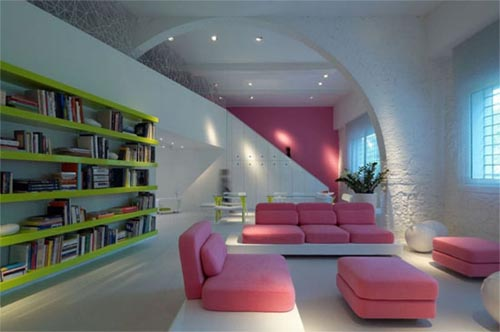 Interior Color Interior Design Architecture Furniture House Design