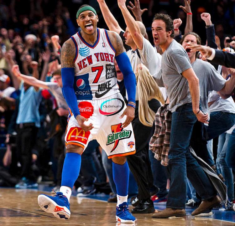 聯盟已經點頭 為什麼NBA球隊仍不做廣告球衣? – 籃球專輯