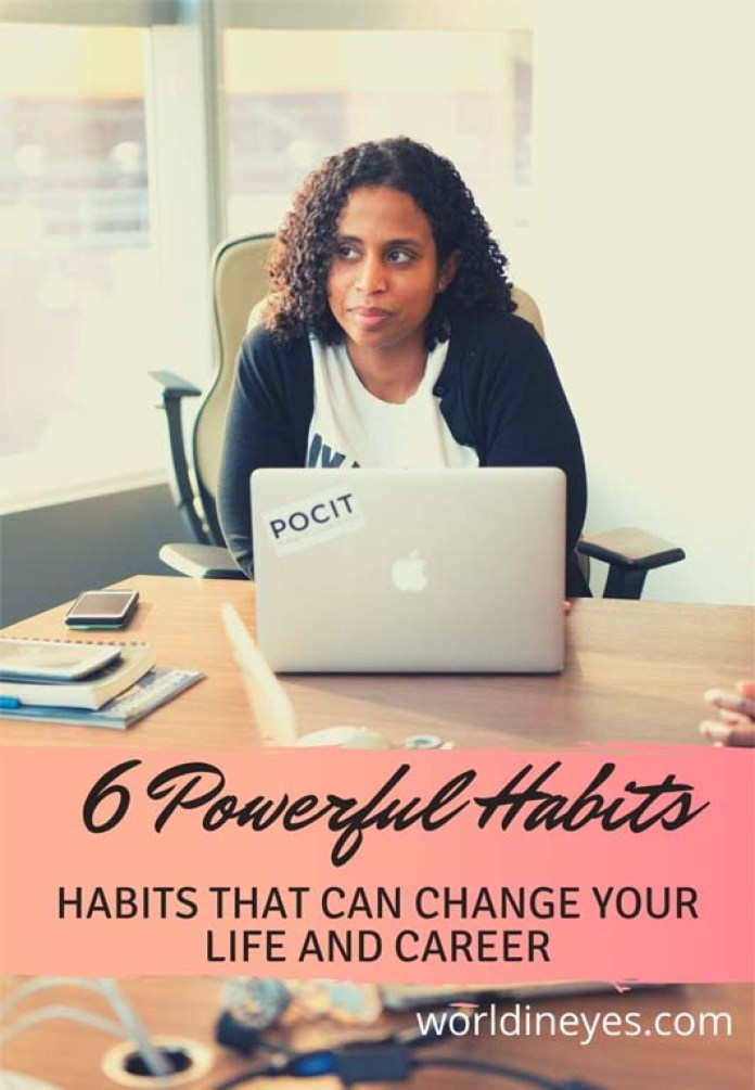 habits that can change your life