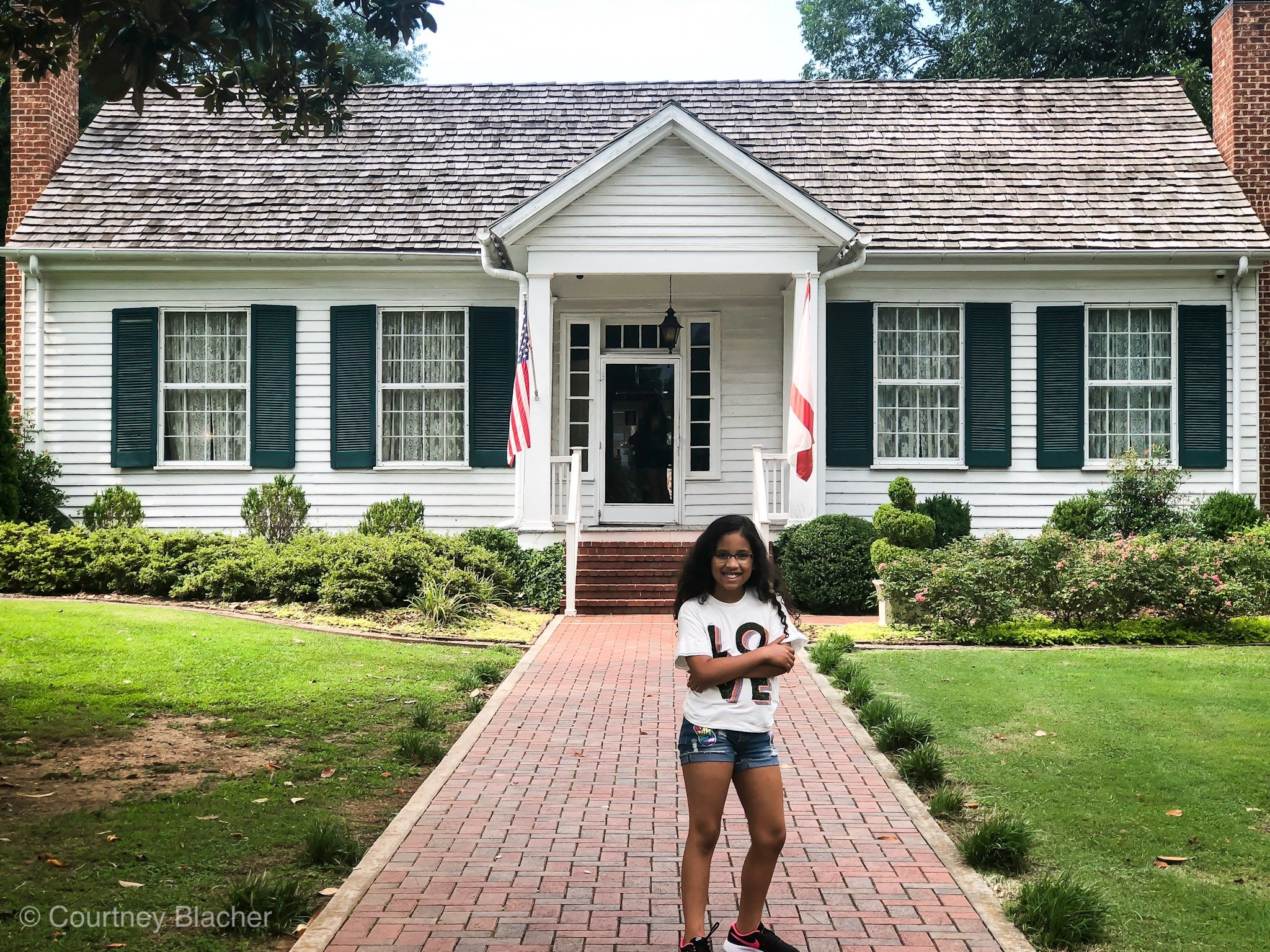 Historical Travel For Kids Tuscumbia Alabama