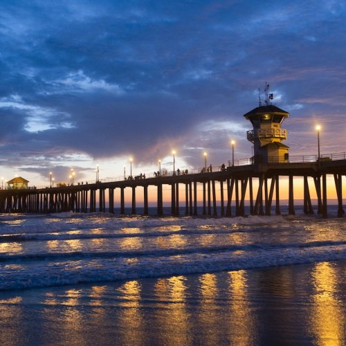 25+ Fun thing to do in Orange County | Huntington beach Pier