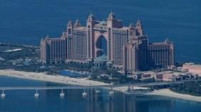 L'hôtel Atlantis
