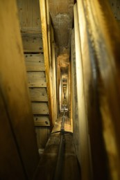 Mine de Wieliczka : 65 m à descendre ...
