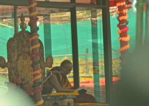 Sa Sainteté le Dalai Lama