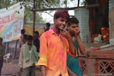 Agra Color Festival