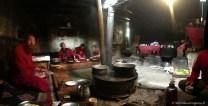Habitat du Zanskar - Cuisine monastère
