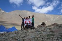 2014-08-04 09-27-47 Ladakh Stok Kangri 6000m