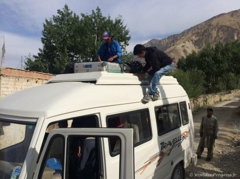 Sur les routes du Zanskar