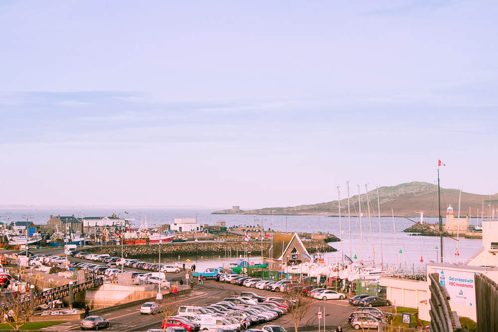 Howth Harbour, 2 day trips from Dublin