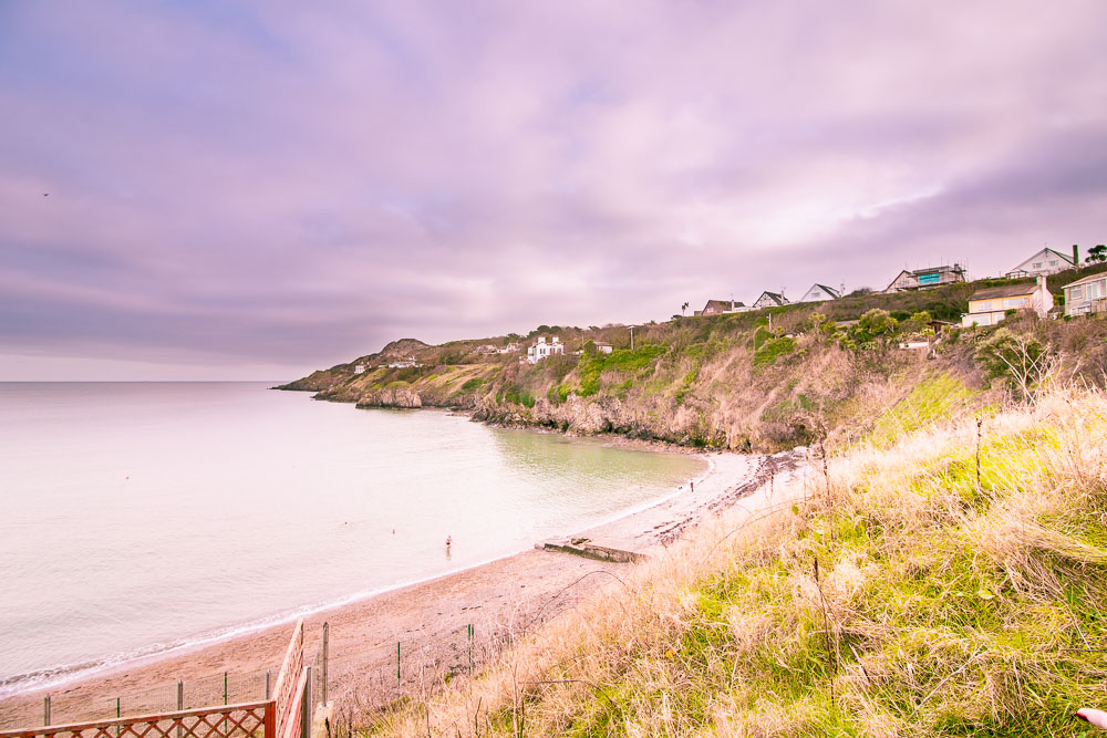Howth cliff walk, 2 day trips from Dublin