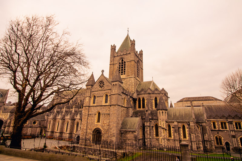 Christ Church Cathedral, 2 days in Dublin