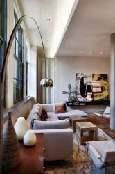 room living decorating designs modern lamp amazing interior arco floor arc furnishing interiors loft absolutely contemporary square union aarons steffani