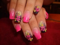 20 Trendy and Stylish Spring Nail Art Designs 2014 | World ...