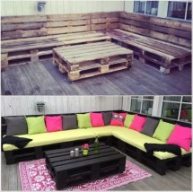 Cheap Easy And Creative Pallet Furniture Diy Ideas