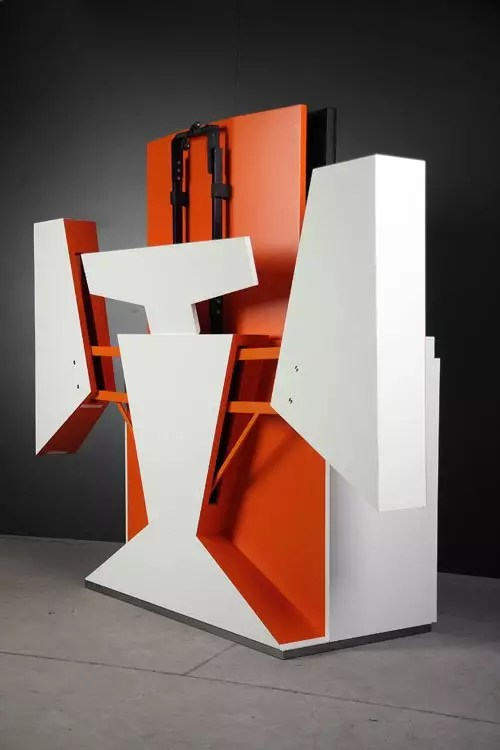 Amazing If Transformers Were Furniture This Is What It