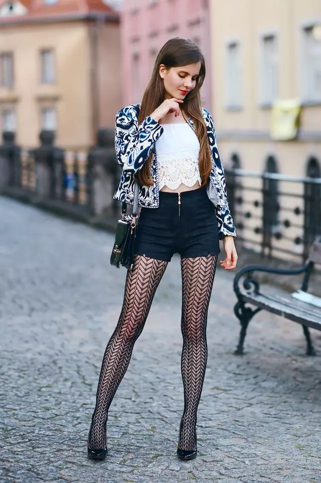 22 Super Sensual And Elegant Patterned Tight Outfits, For Every Occasion