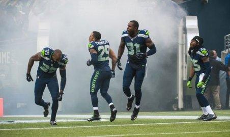 "Seattle Seahawks' ""Legion of Boom"""
