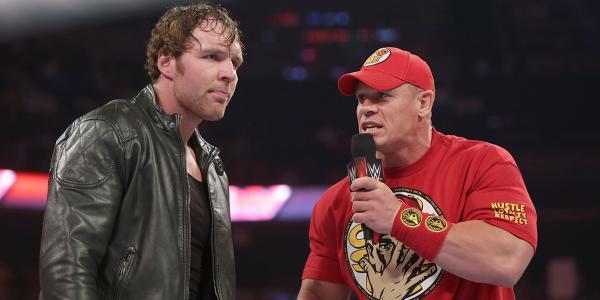 Dean-Ambrose-John-Cena