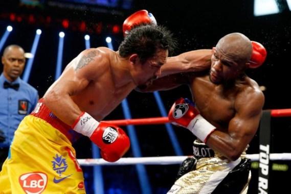 Mayweather Defeats Pacquiao Move 49 0 E1430688462763