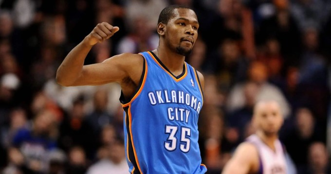 Kevin Durant Scaled